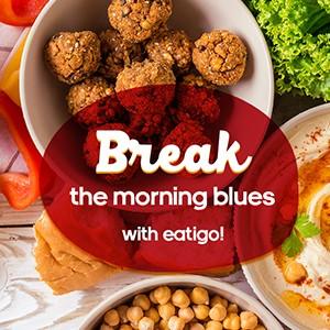 Breakfast serving restaurants on eatigo