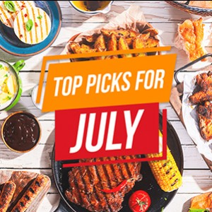 Top Picks for July