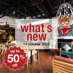 6 ร้านอาหารใหม่สัปดาห์นี้ (14 ตุลาคม)