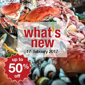 5 new restaurants this week! (17 February)