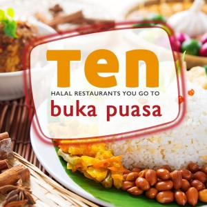 TEN halal restaurants on eatigo