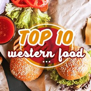 Top 10 Western restaurants on eatigo you can't miss!