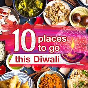 Happy Deepavali! Where to go this Diwali?
