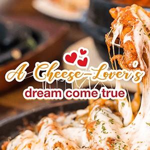 A Cheese-Lover's Dream Come True