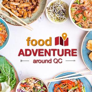 Food Adventures around QC