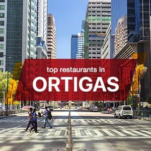 Top restaurants in Ortigas!