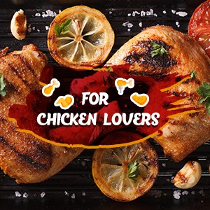 Is chicken your mouth-watering dish??!!!