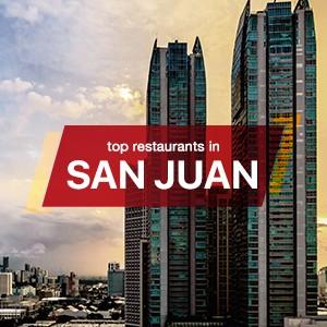 Top Restaurants in San Juan
