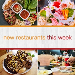 5 new dining spots on eatigo this week