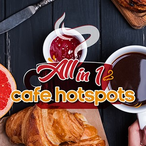 ALL IN 1 Cafe in Klang Valley!