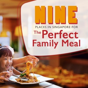 Schools out! Check out these family-friendly dining hunts this June holiday!