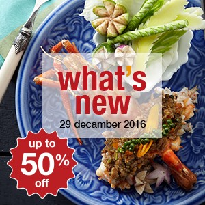 9 new restaurants this week! (29 December)