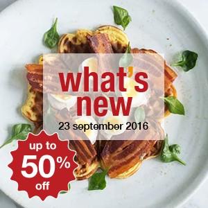 9 ร้านอาหารใหม่สัปดาห์นี้ (23 กันยายน)