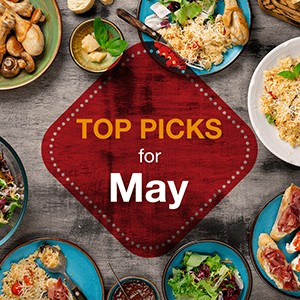 Top Picks for May