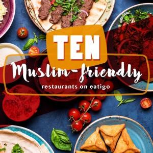 Countdown to Ramadan  - 10 restaurants to buka puasa at!