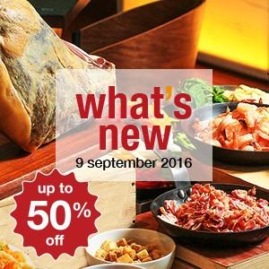 6 ร้านอาหารใหม่สัปดาห์นี้ (9 กันยายน)