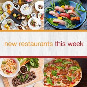 มาใหม่! 4 ร้านอาหารพร้อมส่วนลด 50% สัปดาห์นี้