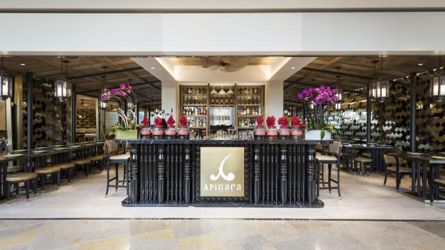 Apinara thai cuisine and bar hong kong thai th for Ayutthaya thai cuisine bar