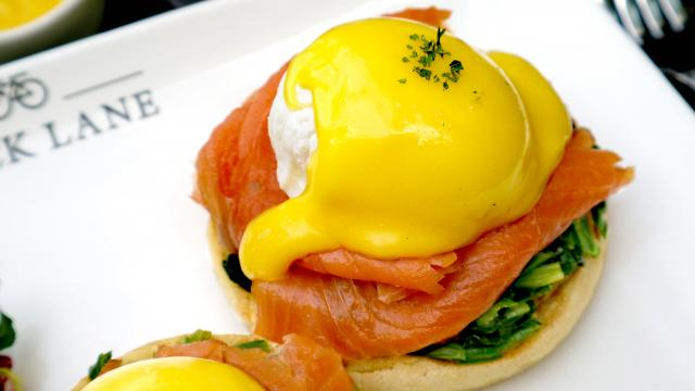 Let's celebrate the National Eggs Benedict Day! 6