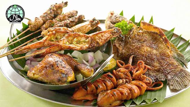 Nex Food Court Halal