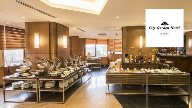 Bistro City Garden Hotel Makati Discounts Up To 50 Eatigo