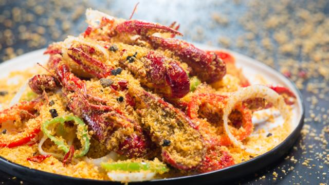 Buddies crawfish restaurant hong kong book with eatigo forumfinder Image collections