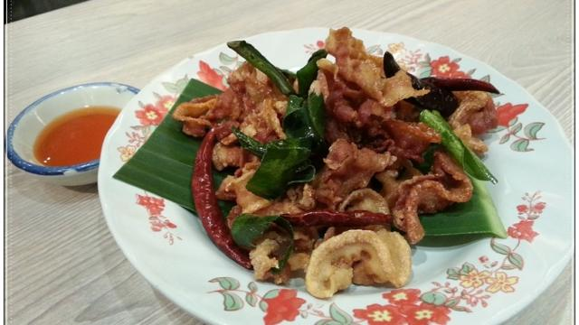 Korat Thai Cafe Menu