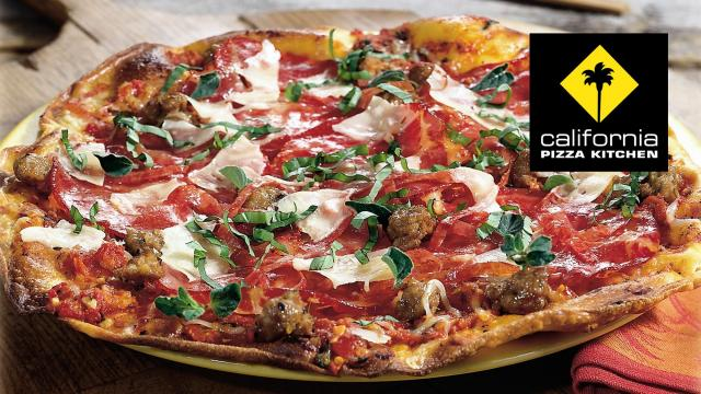 Marvelous California Pizza Kitchen @ Shangri La Plaza Mall, Discounts Up To 50%    Eatigo Images
