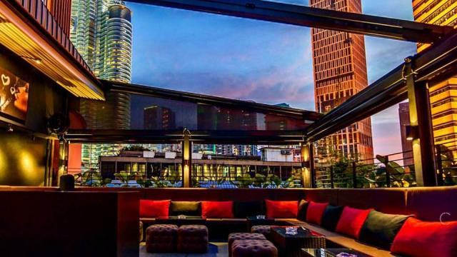 ... Canopy Rooftop Bar u0026 Lounge by Tiger Bay London ... & Canopy Rooftop Bar u0026 Lounge by Tiger Bay London restaurant Kuala ...