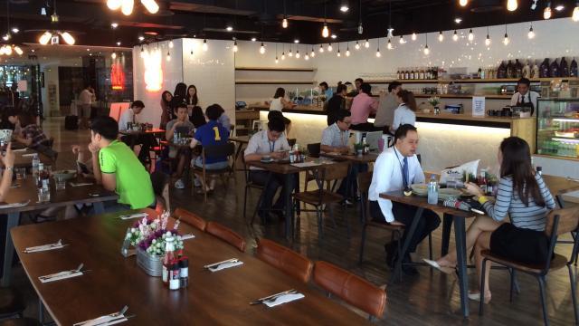 Chu Chocolate Bar & Cafe @ Sathon