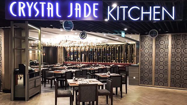 Crystal Jade Chinese Restaurant Bangkok