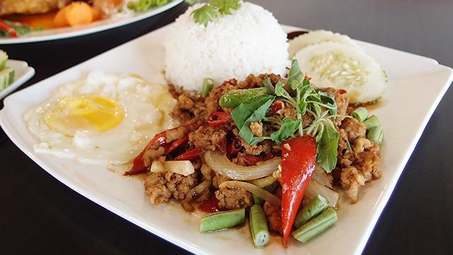 White Lotus Thai Restaurant Menu