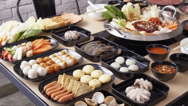 โซลกู๊ด บุฟเฟต์ หม้อไฟเกาหลี @ เดอะไบรท์พระราม 2 (Seoul Good Korean Hot Pot  @ The ...
