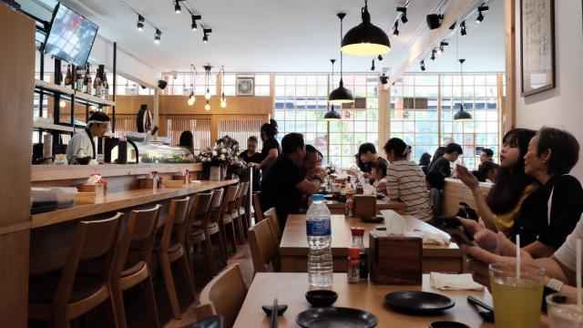 10 Value-For-Money Sushi Places in Bangkok 5