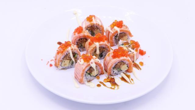 ซูชิเมกะ @ แอมพาร์ค (Sushi Mega @ I'm Park)