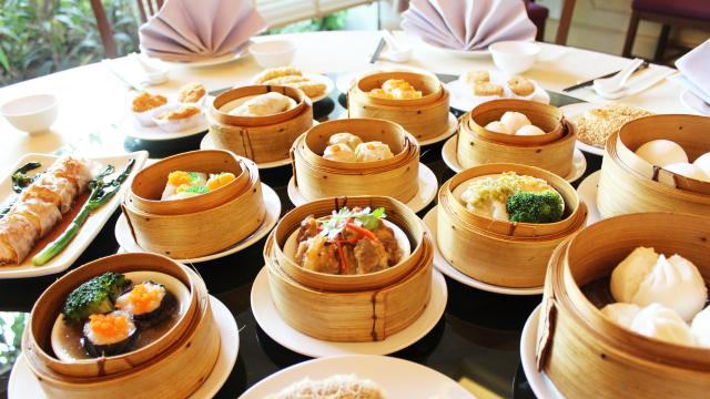 The Chinese Restaurant Dusit Princess Srinakarin Restaurant Bangkok Book With