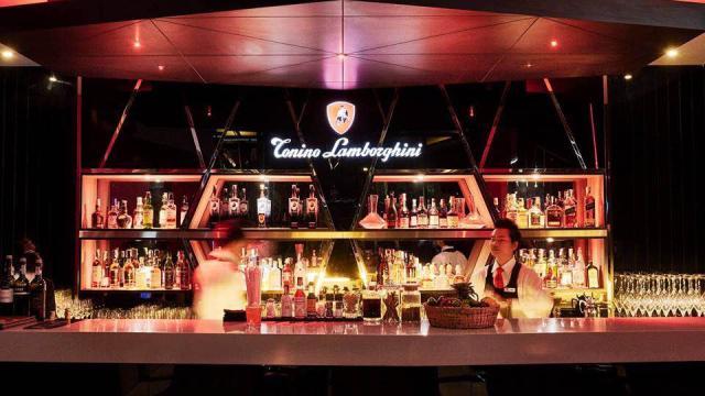 tonino lamborghini ресторан