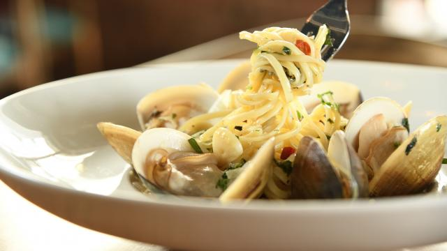 It's National Linguine Day today! 8