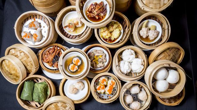 Rooms: Xin Tian Di @ Crowne Plaza Bangkok Lumpini Park Restaurant