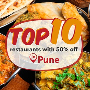 Top 10 dining spots in Pune, reserve now to get 50% off!