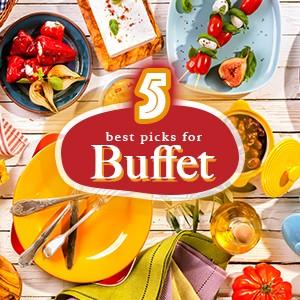 Hot Picks: Buffet serving restaurants!!