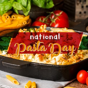 Happy National Pasta Day