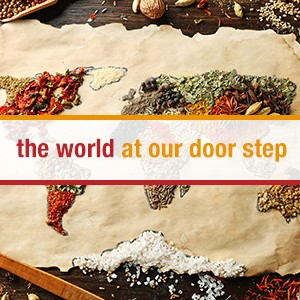 The World at Our Doorstep