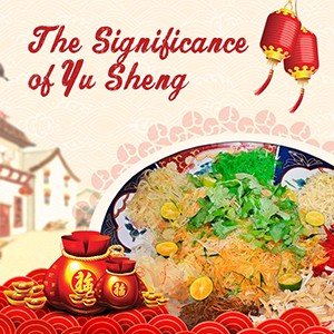 [Blog] The Significance of Yu Sheng