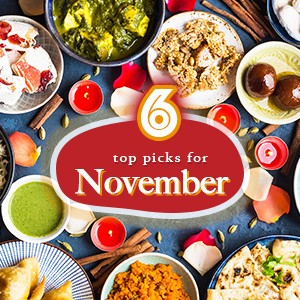 Top picks for November!
