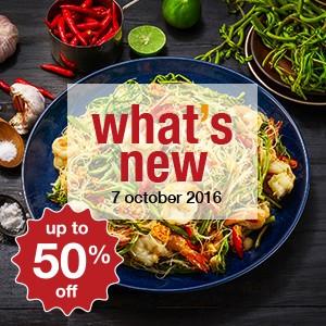 12 ร้านอาหารใหม่สัปดาห์นี้ (7 ตุลาคม)