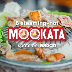 8 steaming-hot Mookata spots on Eatigo!