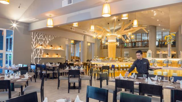 Palm Garden Cafe Putrajaya