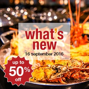 10 ร้านอาหารใหม่สัปดาห์นี้ (16 กันยายน)