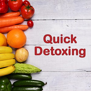 [Blog] Quick Detoxing